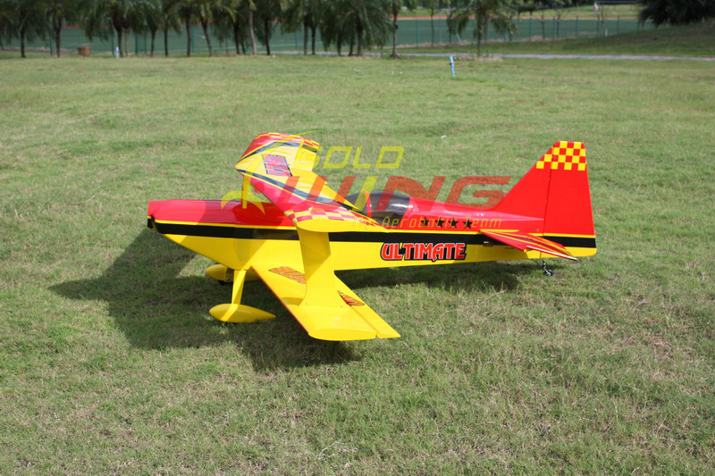 Mile High Rc 50cc Ultimate Goldwing Rc Rc Airplane
