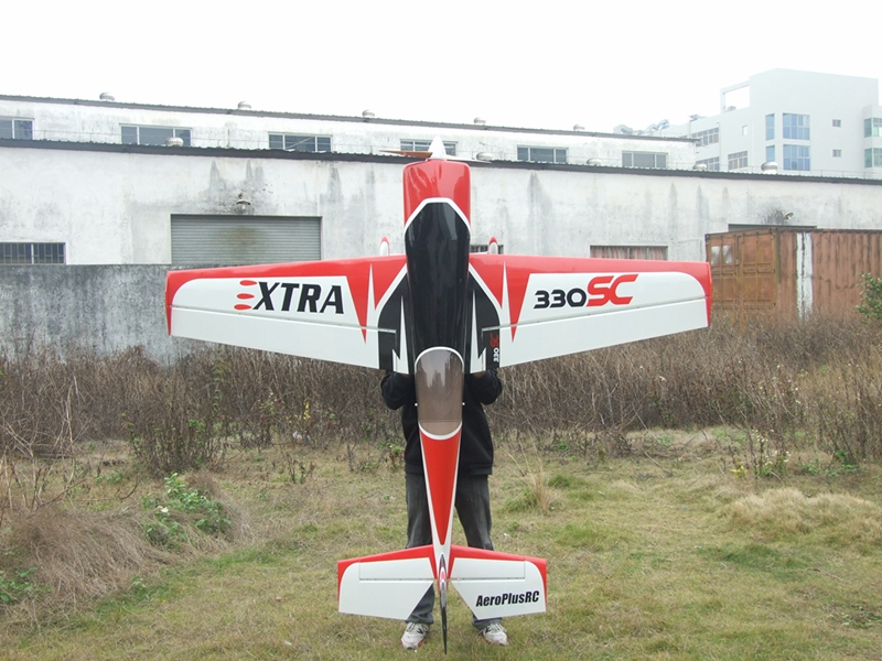 Mile High RC - Extra 330SC 60CC, Aeroplus RC, Gold Wing RC
