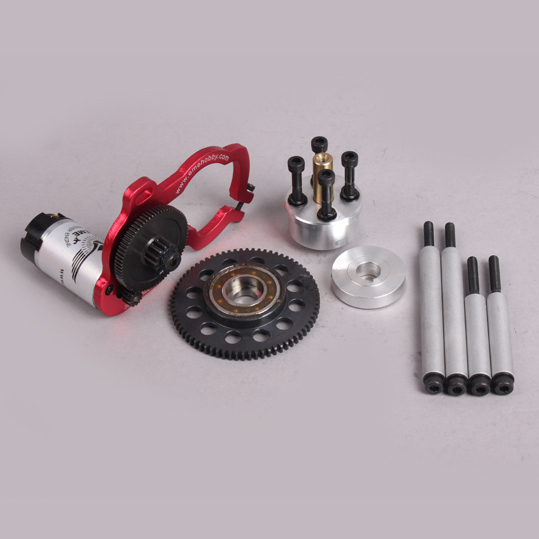EME35 START (1) mile high rc eme auto starter, dle electric start,dle remote start
