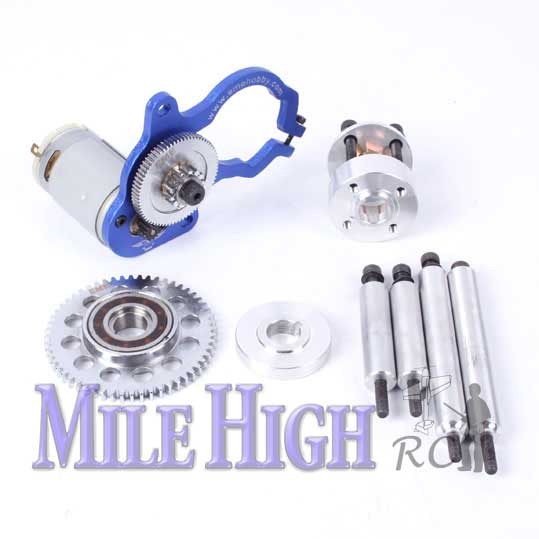 Mile High Rc Eme Auto Starter Dle Electric Start Dle