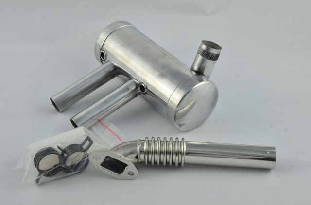 Pitts Muffler 40CC-60CC