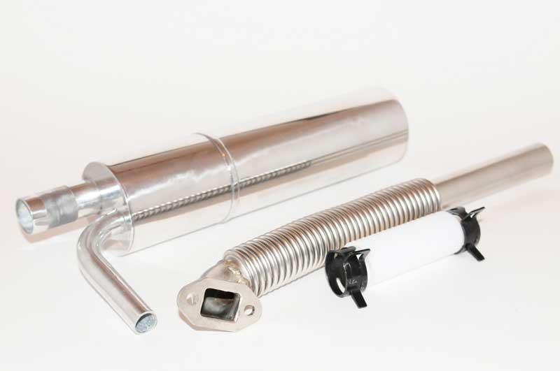 DLE55 Canister Muffler