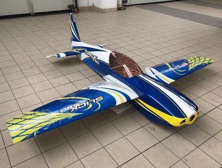 Mile High RC - ARF,Yak 55M,slick 540, laser 260, Extra 330SC