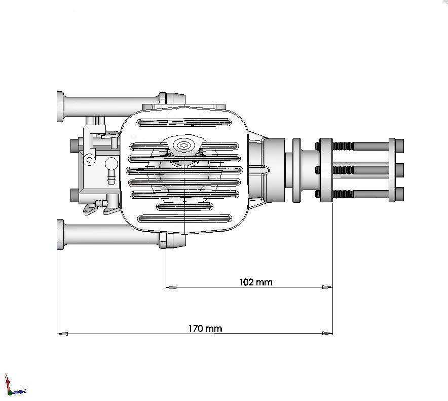 DLE 55 Schematic